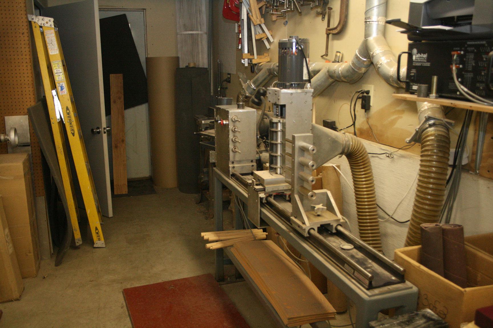 shaft-machine