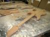 Installed Truss Rod